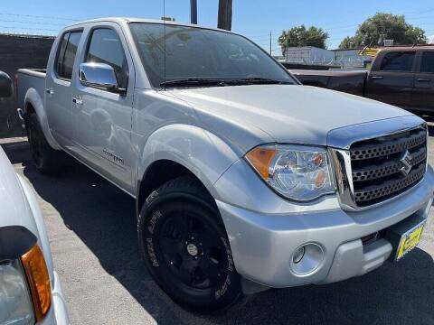 2011 Suzuki Equator for sale at New Wave Auto Brokers & Sales in Denver CO