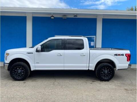 2015 Ford F-150 for sale at Khodas Cars in Gilroy CA