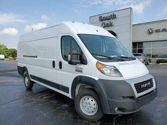 2021 RAM ProMaster Cargo for sale in Matteson, IL