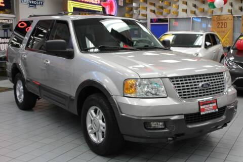 2004 Ford Expedition for sale at Windy City Motors in Chicago IL