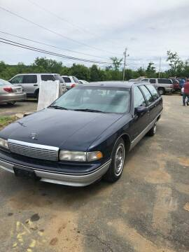 1992 Chevrolet Caprice for sale at Classic Heaven Used Cars & Service in Brimfield MA
