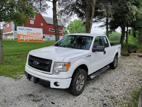 2014 Ford F-150 for sale at Caulfields Family Auto Sales in Bath PA