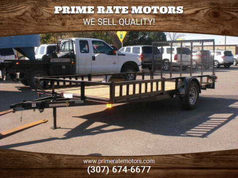 2021 Diamond-T 14FT UTILITY TRAILER