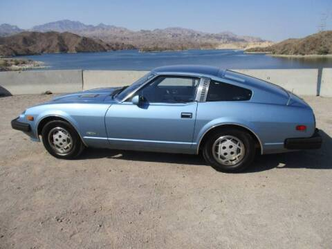 1980 Datsun 280ZX for sale at Classic Car Deals in Cadillac MI