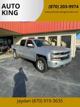 2016 Chevrolet Silverado 1500 for sale at AUTO KING in Jonesboro AR