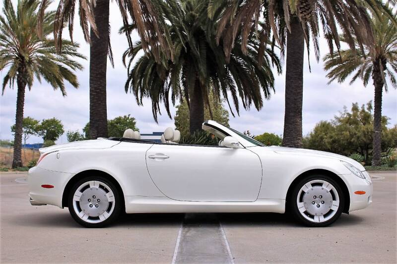 2002 Lexus SC 430 for sale at Miramar Sport Cars in San Diego CA