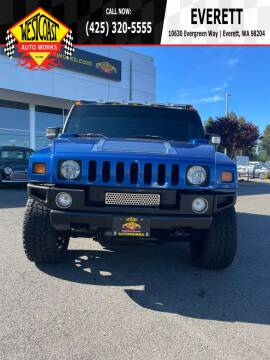 2006 HUMMER H2 for sale at West Coast Auto Works in Edmonds WA