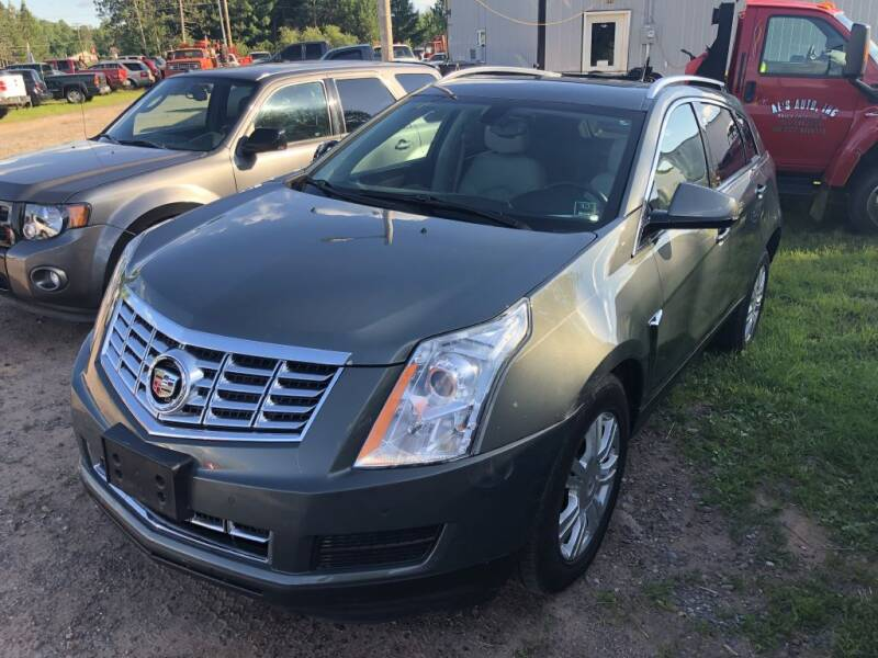 2013 Cadillac SRX for sale at Al's Auto Inc. in Bruce Crossing MI