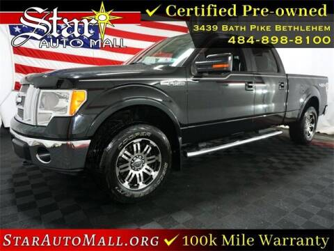 2010 Ford F-150 for sale at STAR AUTO MALL 512 in Bethlehem PA