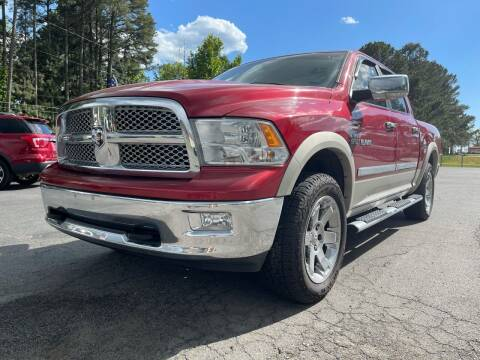 2010 Dodge Ram Pickup 1500 for sale at Airbase Auto Sales in Cabot AR