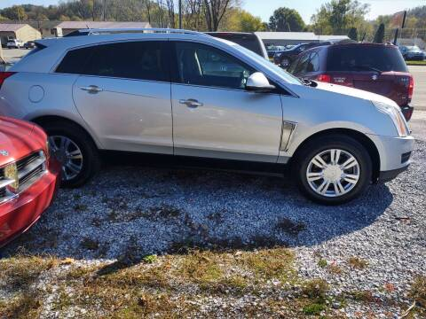 2013 Cadillac SRX for sale at Magic Ride Auto Sales in Elizabethton TN