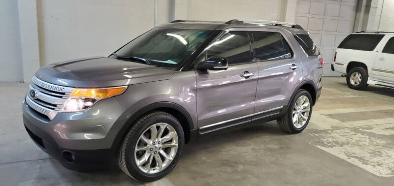 2013 Ford Explorer for sale at Klika Auto Direct LLC in Olathe KS