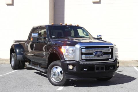 2015 Ford F-350 Super Duty for sale at El Compadre Trucks in Doraville GA