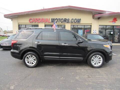 2014 Ford Explorer for sale at Cardinal Motors in Fairfield OH