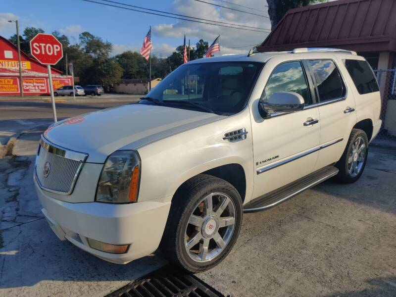 2007 Cadillac Escalade for sale at Advance Import in Tampa FL