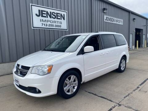 2012 Dodge Grand Caravan for sale at Jensen's Dealerships in Sioux City IA