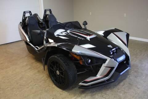 2017 Polaris Slingshot for sale at LJ Motors in Jackson MI