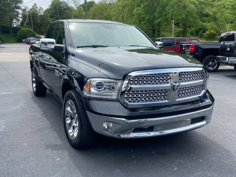 2017 RAM Ram Pickup 1500 for sale at Luxury Auto Innovations in Flowery Branch GA