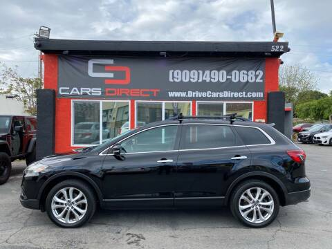 2013 Mazda CX-9 for sale at Cars Direct in Ontario CA