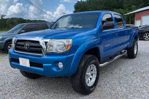 2005 Toyota Tacoma for sale at Billy Miller Auto Sales in Mount Olive MS