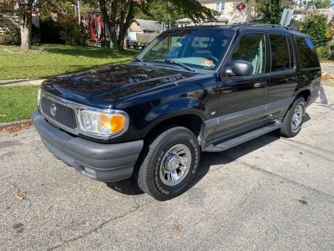 2000 Mercury Mountaineer for sale at Michaels Used Cars Inc. in East Lansdowne PA