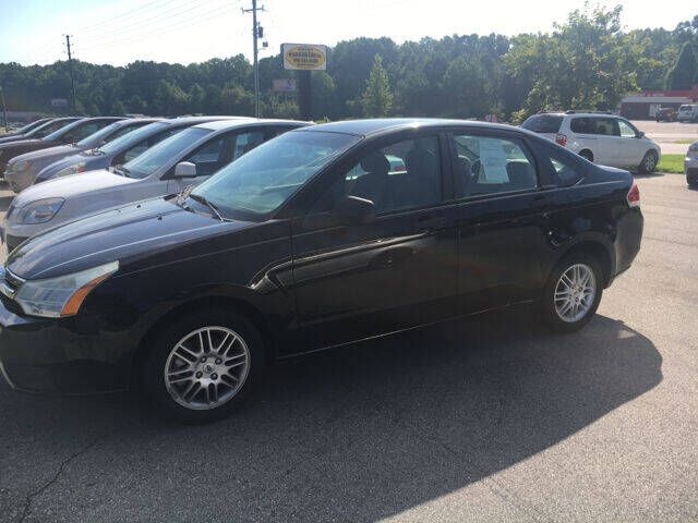 2011 Ford Focus for sale at O'Quinns Auto Sales, Inc in Fuquay Varina NC