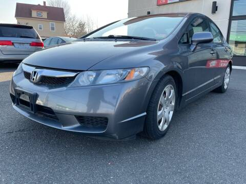 2010 Honda Civic for sale at MAGIC AUTO SALES in Little Ferry NJ