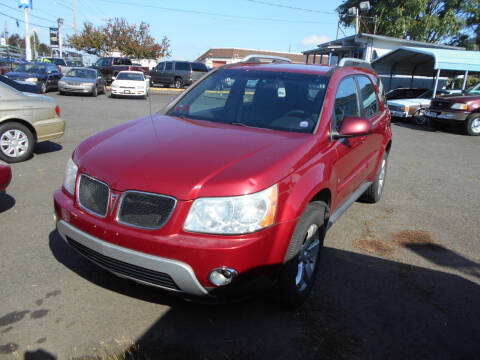 2006 Pontiac Torrent for sale at Family Auto Network in Portland OR