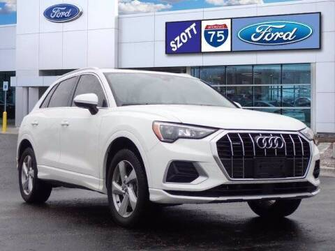 2020 Audi Q3 for sale at Szott Ford in Holly MI