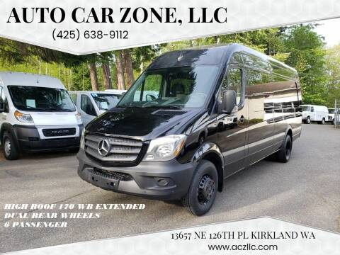 2017 Mercedes-Benz Sprinter Cargo for sale at Auto Car Zone, LLC in Kirkland WA