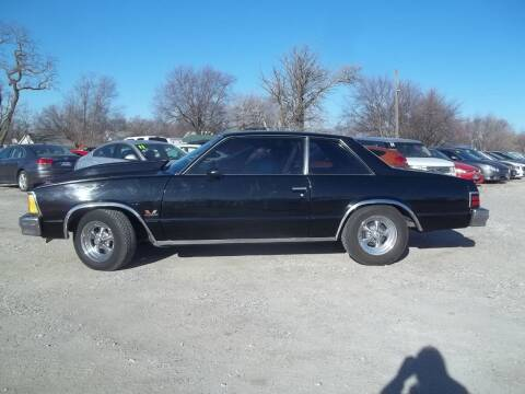 1980 Chevrolet Malibu Classic for sale at BRETT SPAULDING SALES in Onawa IA
