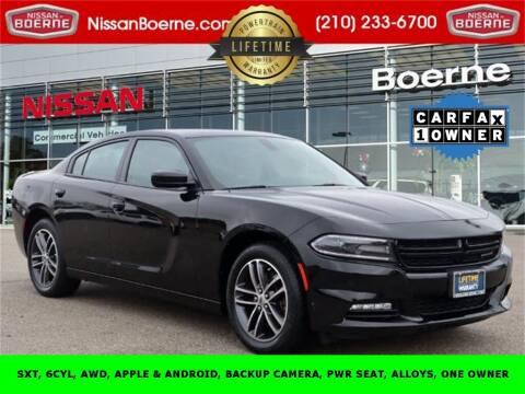 2019 Dodge Charger for sale at Nissan of Boerne in Boerne TX