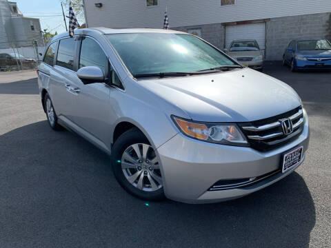 2014 Honda Odyssey for sale at PRNDL Auto Group in Irvington NJ