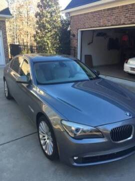 2012 BMW 7 Series for sale at Classic Car Deals in Cadillac MI