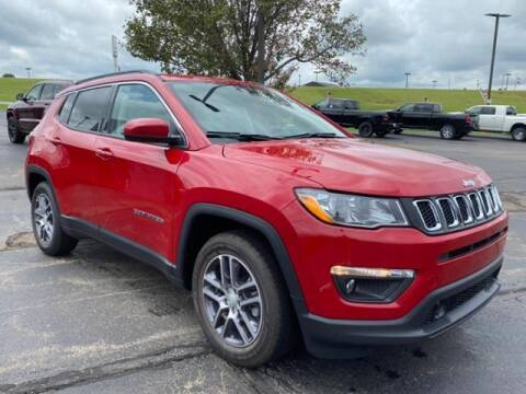 2020 Jeep Compass for sale at Vance Fleet Services in Guthrie OK