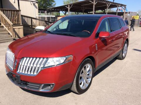 2010 Lincoln MKT for sale at OASIS PARK & SELL in Spring TX