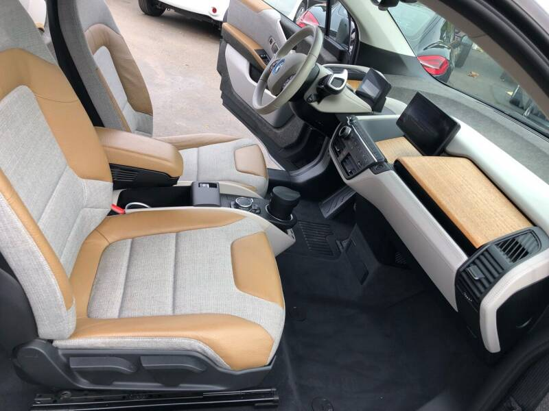 2015 BMW i3 4dr Hatchback - El Cerrito CA