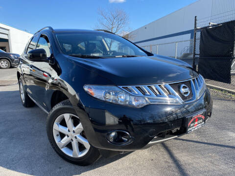 2010 Nissan Murano for sale at JerseyMotorsInc.com in Teterboro NJ