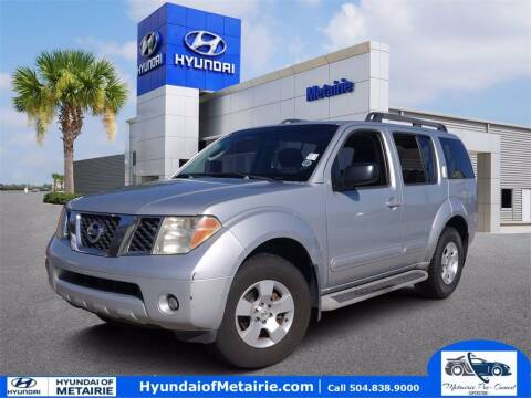 2007 Nissan Pathfinder for sale at Metairie Preowned Superstore in Metairie LA