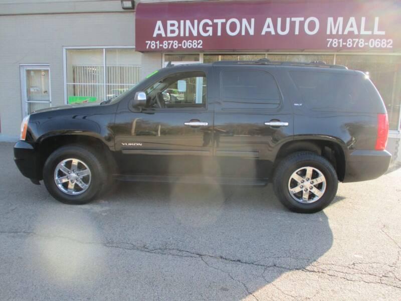 2011 GMC Yukon for sale at Abington Auto Mall LLC in Abington MA