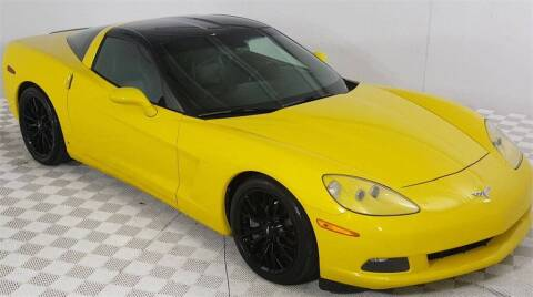 2009 Chevrolet Corvette for sale at Excellence Auto Direct in Euless TX