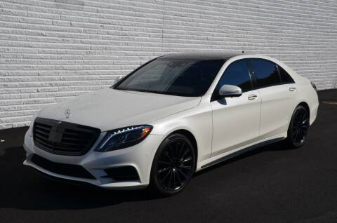 2015 Mercedes-Benz S-Class for sale at Lenders Auto Group in Hillside NJ
