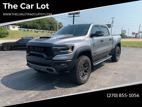 2021 RAM Ram Pickup 1500 for sale at The Car Lot in Radcliff KY