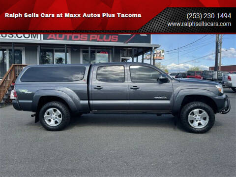 2012 Toyota Tacoma for sale at Ralph Sells Cars at Maxx Autos Plus Tacoma in Tacoma WA