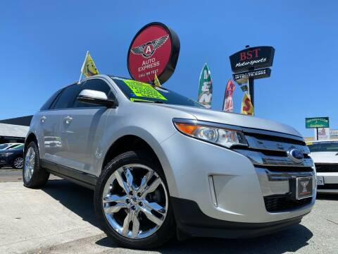 2014 Ford Edge for sale at Auto Express in Chula Vista CA