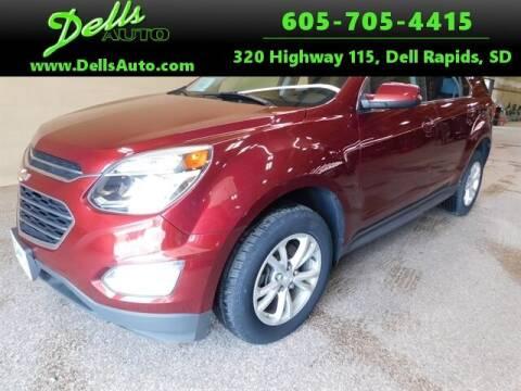 2017 Chevrolet Equinox for sale at Dells Auto in Dell Rapids SD