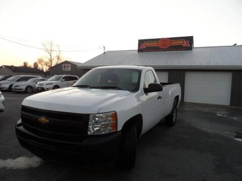 2012 Chevrolet Silverado 1500 for sale at Grand Prize Cars in Cedar Lake IN