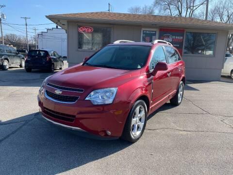 2013 Chevrolet Captiva Sport for sale at Big Red Auto Sales in Papillion NE