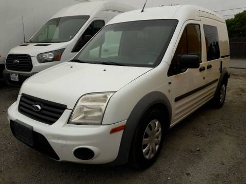 2013 Ford Transit Connect for sale at DOABA Motors in San Jose CA