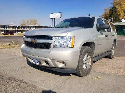 2007 Chevrolet Tahoe for sale at Alpine Motors LLC in Laramie WY